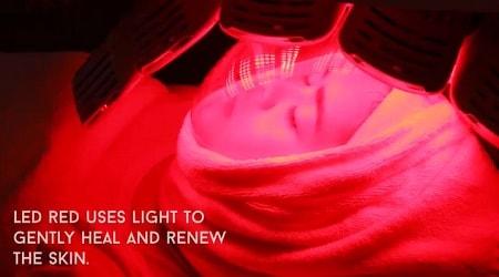 led red-min