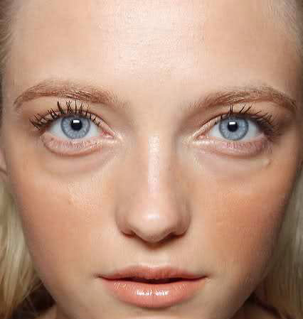 beautiful eyebags