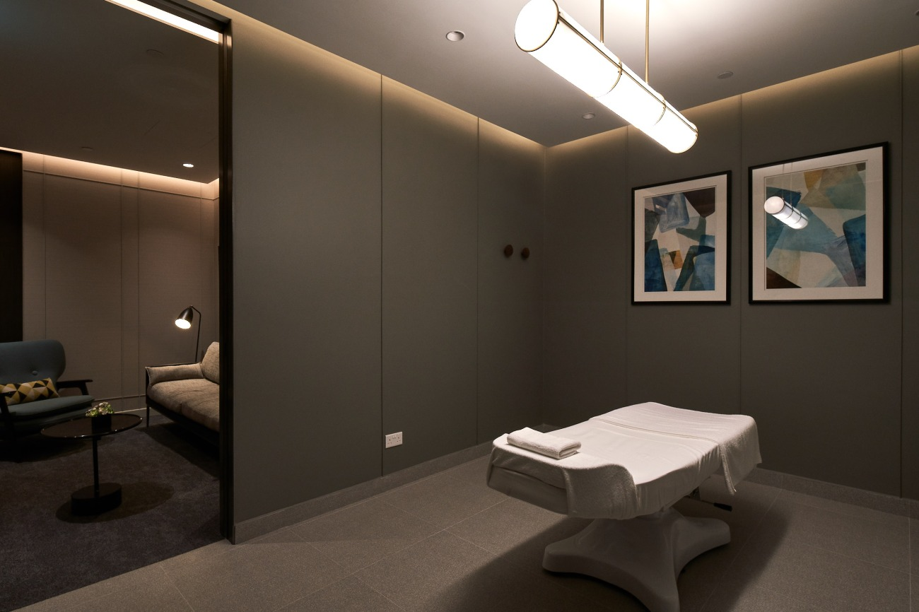 oue treatment room